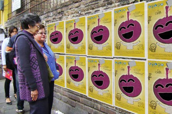 Afiches - Color Esperanza - Campaña Social