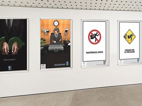 Contraloría General del Estado - Afiche 2011