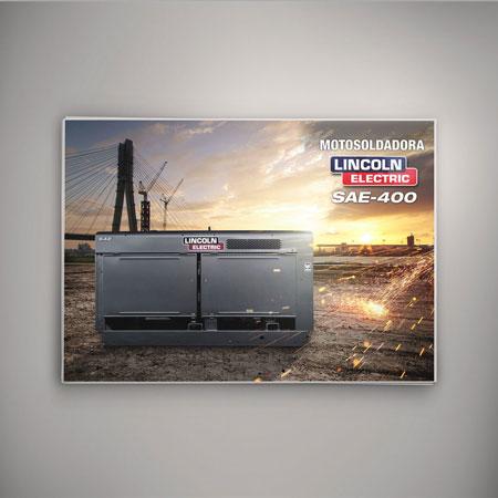 Lincoln Electric - Afiche