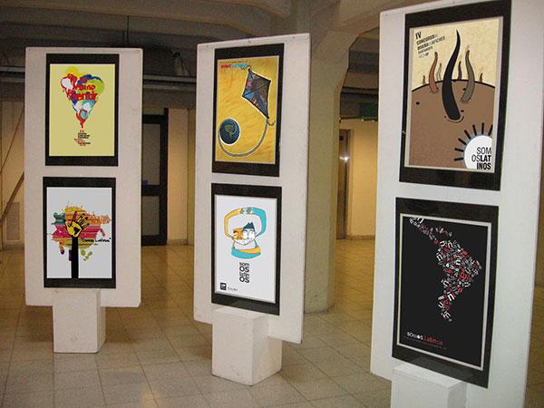 Somos Latinos 2010 - Afiches