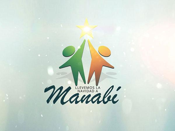 Llevemos La Navidad A Manabí - Campaña Publicitaria