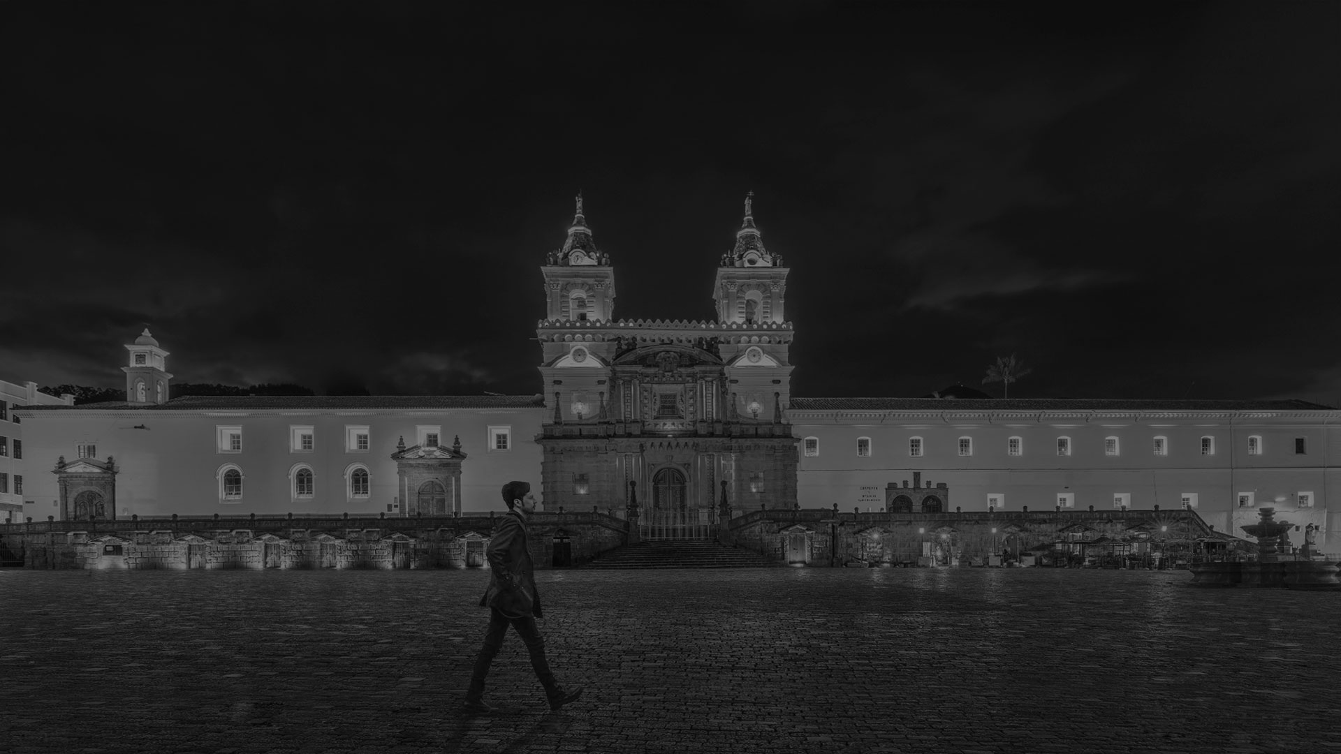 Vladimir Zambrano / Quito - Ecuador / Fotomontaje / Photo Manipulation