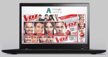 Google Blast - La Voz Ecuador II