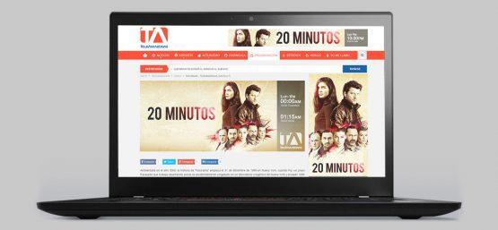 Banners Web - 20 Minutos - Campaña Publicitaria