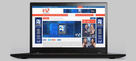Banners web - 24 Horas - Campaña Publicitaria