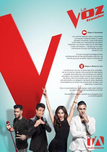 Página interior - La Voz Ecuador II