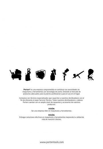 Manual Portadilla - Porten - Material Publicitario