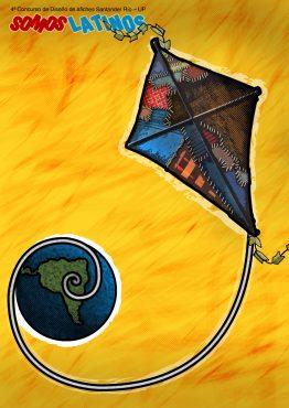 Somos Latinos 2010 - Afiche