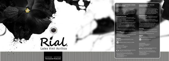 Pintulac - Etiqueta y Logotipo Negro