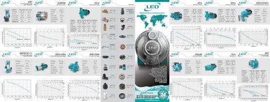 Brochure bomba - Leo - Material Publicitario