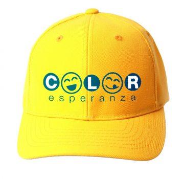 Gorra - Color Esperanza - Campaña Social