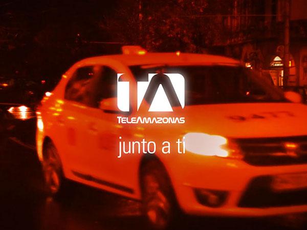 Teleamazonas - Gráfica Pantalla TV