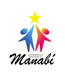 Propuesta Logotipo - Llevemos La Navidad A Manabí - Campaña Publicitaria