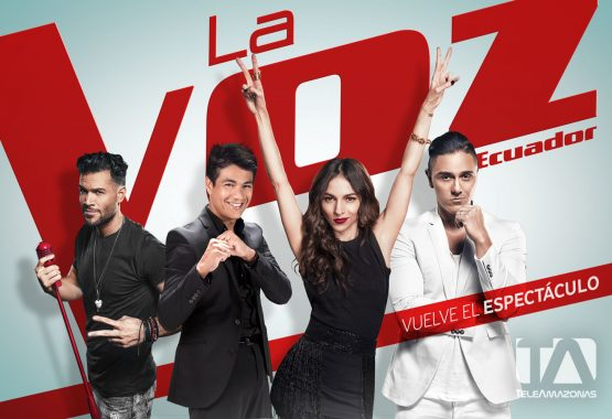 Postal - La Voz Ecuador II