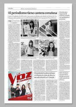 Prensa - La Voz Ecuador II