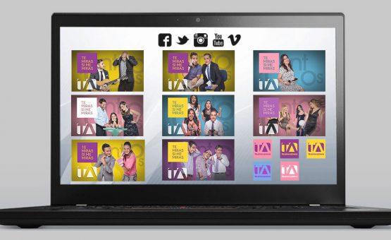 Redes sociales - Teleamazonas - Campaña Publicitaria