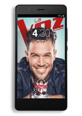 Smartphone Wallpaper - La Voz Ecuador II (Daniel Beta)