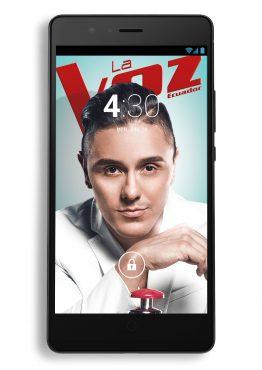 Smartphone Wallpaper - La Voz Ecuador II (Joey Montana)