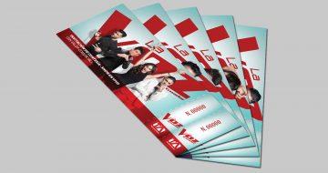Tickets - La Voz Ecuador II