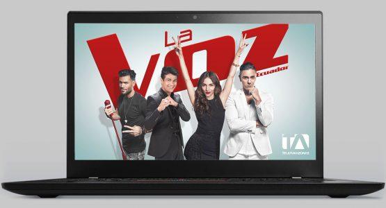 Wallpaper - La Voz Ecuador II
