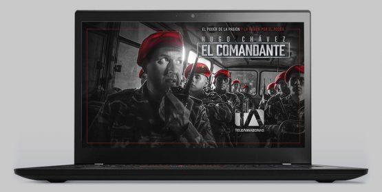 Wallpaper - El Comandante - Campaña Publicitaria