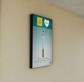 Teleamazonas - Cartel Salud - Cigarrillo