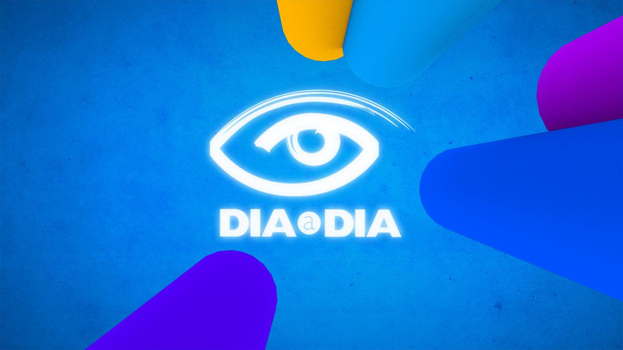 Día A Día - Presentación para TV por Vladimir Zambrano