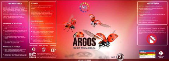 Navikolor - Etiqueta de Pintura - ARGOS Full