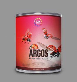 Navikolor - Etiqueta de Pintura - ARGOS