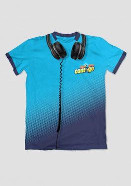 Quiero Cantar Contigo - Camiseta por Vladimir Zambrano.
