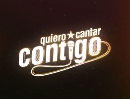 Quiero Cantar Contigo - Logo por Vladimir Zambrano.