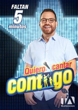 Quiero Cantar Contigo - Juan Fernando Velasco - Redes Sociales por Vladimir Zambrano.